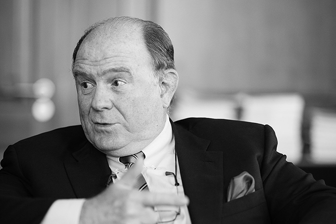 echo-interview with Walter Kielholz, Chairman of the Board of Directors of Swiss Re