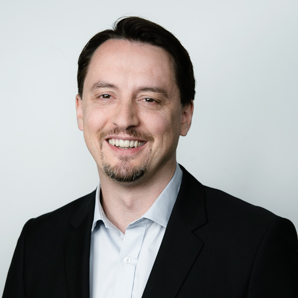 Kaspar Weiss - Chief Technology Officer