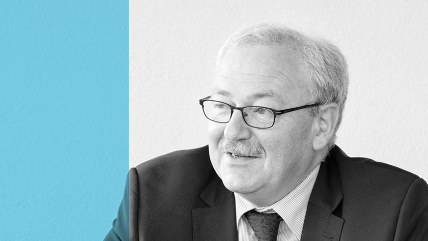 Our three-pillar principle is a highly intelligent system - interview with Jürg Brechbühl