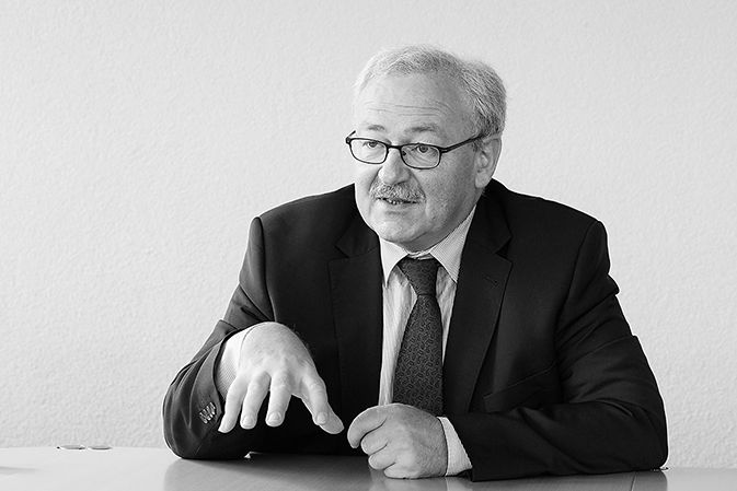echo-interview with Jürg Brechbühl, Director of the Federal Social Insurance Office