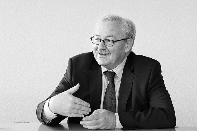 Jürg Brechbühl, Director of the Federal Social Insurance Office in an elipsLife echo-interview